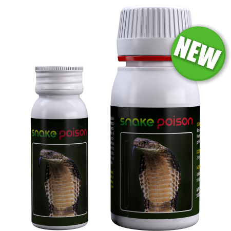 Agrobacterias SNAKE POISON (Ex Snake Killer) Insetticida Antilarvale Biologico