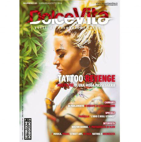 DOLCE VITA MAGAZINE – Numero 65 – Luglio / Agosto 2016