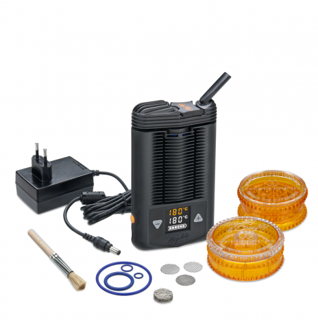 Storz & Bickel MIGHTY – Portable Herb Vaporizer