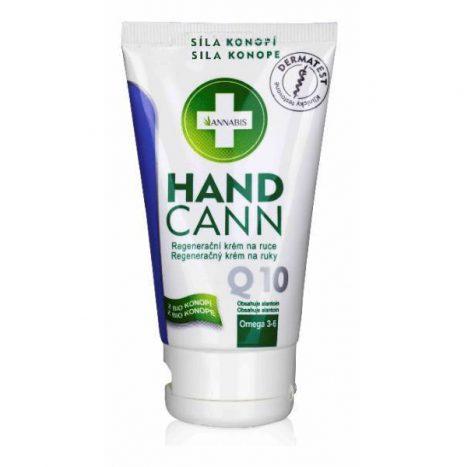 Annabis HANDCANN Q10 – Crema Mani per Pelli Secche e Screpolate 75ml