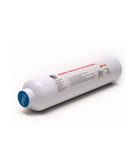Aquili Cartuccia Odore e Sapore – Ricambio per Filtro a Osmosi Inversa 190 Lt/Giorno