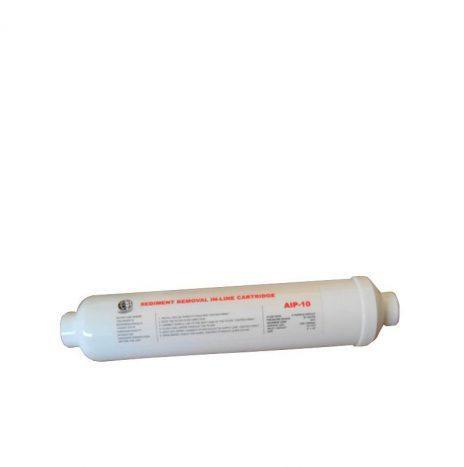 Aquili Cartuccia Sedimenti 5 micron – Ricambio per Filtro a Osmosi Inversa 190 Lt/Giorno