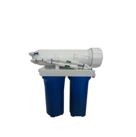 Aquili Kit OSMO 200 Filtro a Osmosi Inversa a 3 stadi 16 Lt/Ora – 384 Lt/Giorno