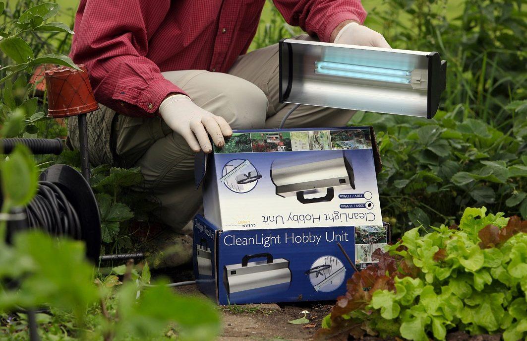Noleggio Lampada UV per Eliminare Muffe, Funghi, Batteri, Virus