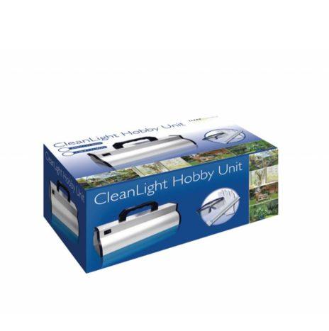 Clean Light Hobby Unit 11W Lampada UV Elimina Muffe, Funghi, Batteri, Virus