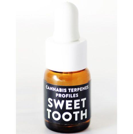 Cali Terpenes SWEET TOOTH Profili Terpenici di Cannabis