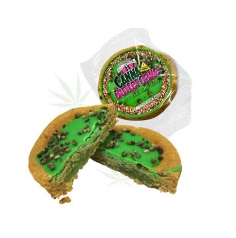 CannaShock – Canna Butter Cake with Cannabis 80gr