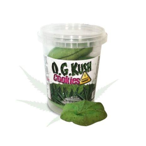 CannaShock – OG Kush Cookies with Cannabis 120gr