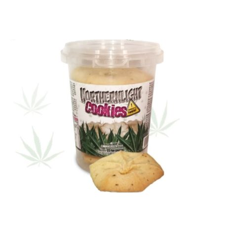 CannaShock – Northern Light Cookies with Cannabis 120gr