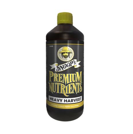 Snoops Premium Nutrients HEAVY HARVEST Stimolatore di Fioritura PK