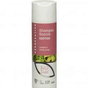 Shampoo esotico