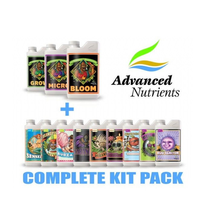 Advanced Nutrients COMPLETE KIT PACK