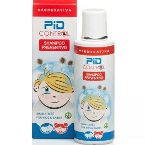 Shampoo preventivo pidocchi