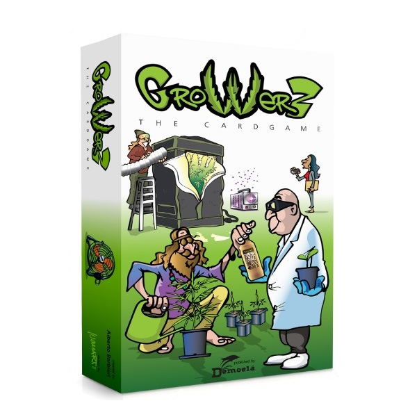GrowerZ The Card Game