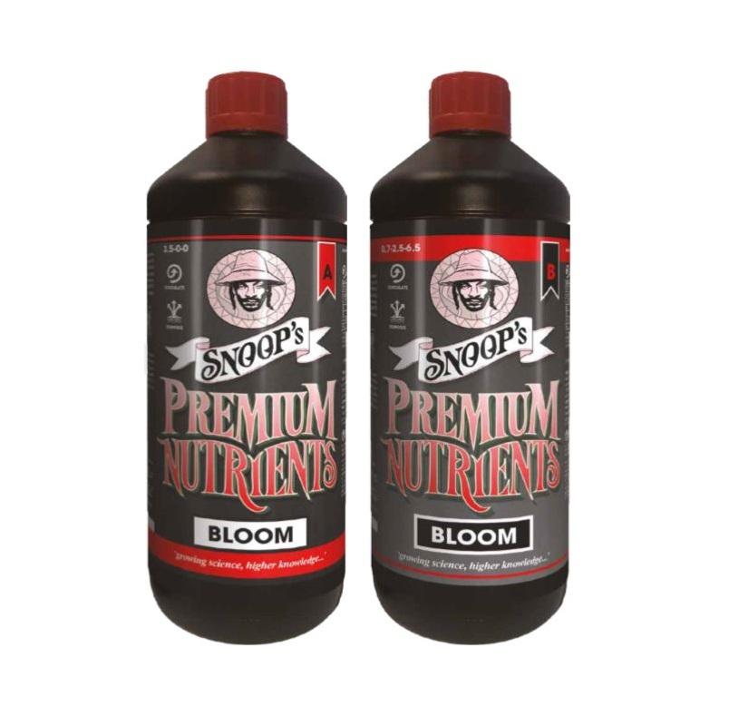 Snoops Premium Nutrients BLOOM