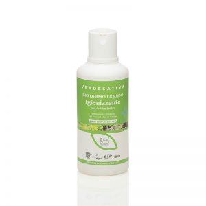 Biodermoliquido con antibatterico