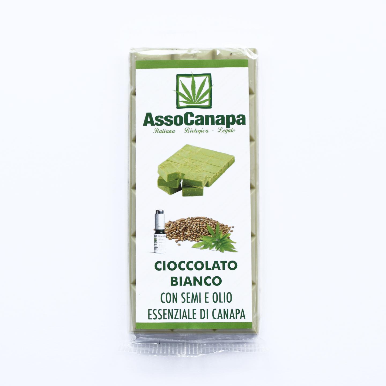 Cioccolato Bianco Streglio