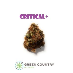 Green Country CRITICAL