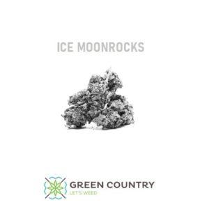 Green Country ICE MOONROCKS