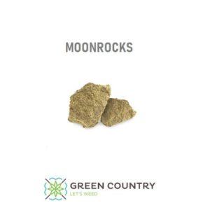 Green Country MOONROCKS