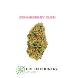 Green Country STRAWBERRY KUSH