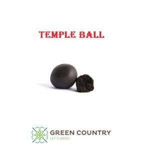 Green Country TEMPLE BALL