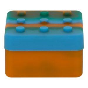 Contenitore in Silicone 4+1 Impilabile