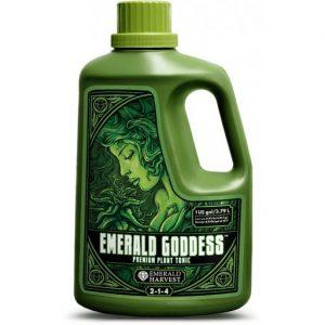 Emerald Goddess Tonico Harvest