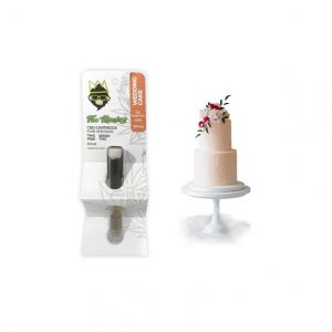The Monkey e-liquid Wedding Cake