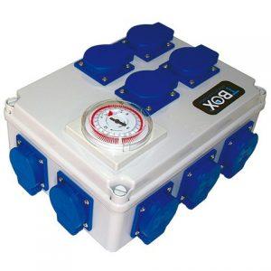Timer Box Tempo Box 12x600