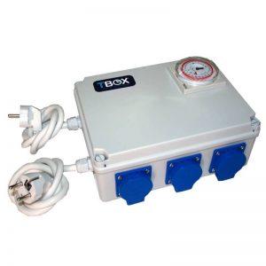 Timer Elettronico Tempobox 600W