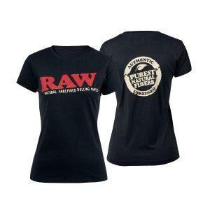 Maglie T-Shirt RAW Girl