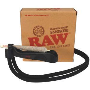 Raw Hands Free Smoker