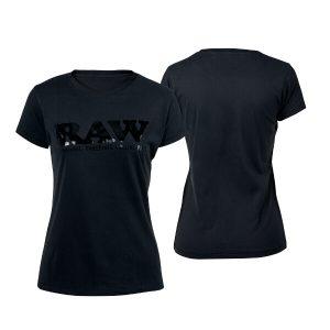 T Shirt RAW black