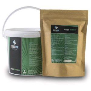 Compost Tea Green Sunrise