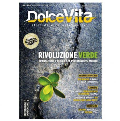 DOLCE VITA MAGAZINE – Numero 63 – Marzo / Aprile 2016
