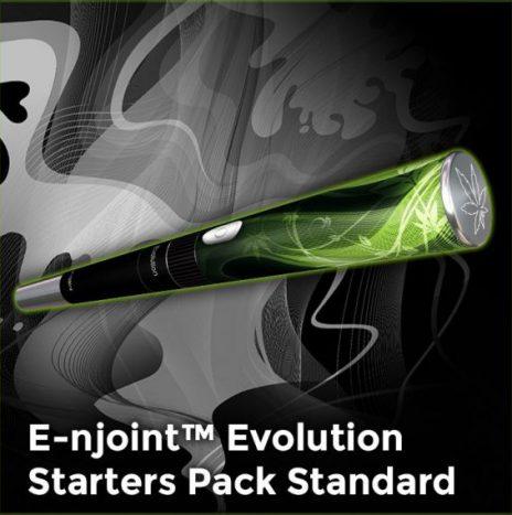 E-njoint – EVOLUTION Dry Herb Vaporizer – Starters Pack STANDARD
