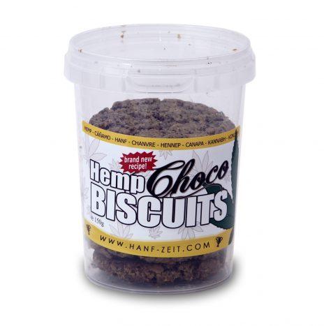Choco Hemp Bisquits 150gr