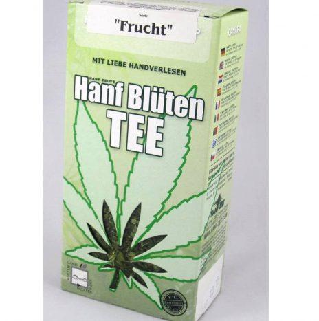 Hanf Zeit FRUIT Tea – Confezione da 50gr