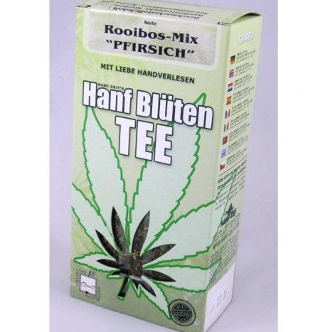 Hanf Zeit Rooibos Mix PESCA – Confezione da 50gr
