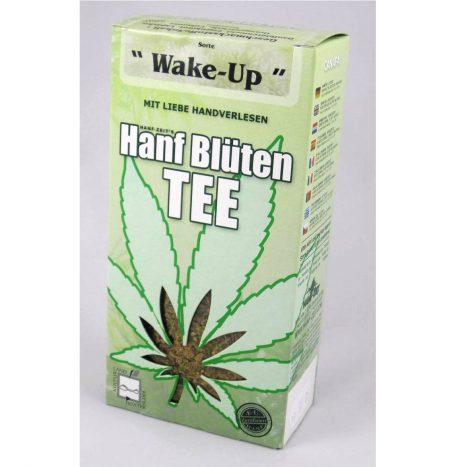 Hanf Zeit WAKE UP Tea – Confezione da 50gr