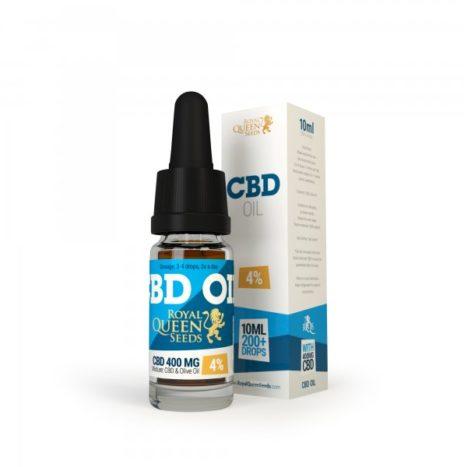 Royal Queen Seeds Olio di CBD 4%