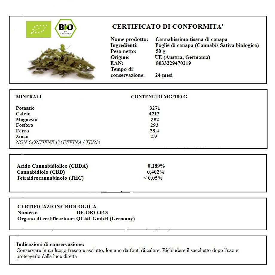 scheda-tecnica-cannabissimo-tisana