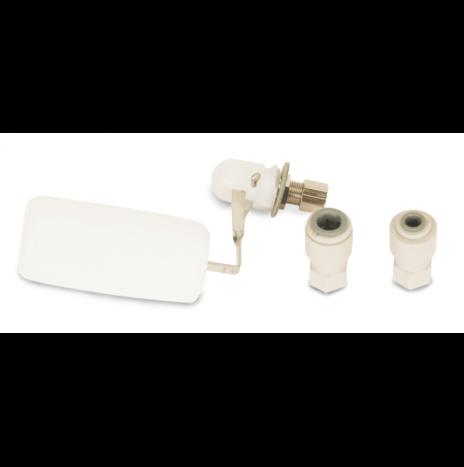 GrowMax Water Float Valve Kit (GMWFLOATVALV) Elettrovalvola per Sistemi a Osmosi Inversa