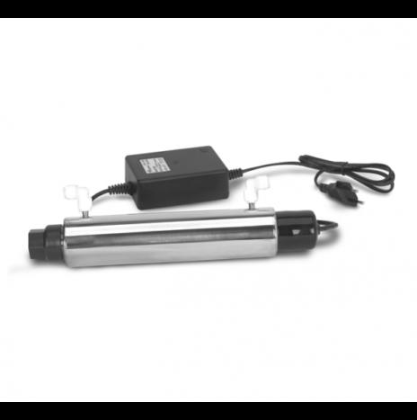 GrowMax Water Kit Lampada UV 22 lpm (GMWUVKIT22) per Eliminare i Batteri dall'Acqua