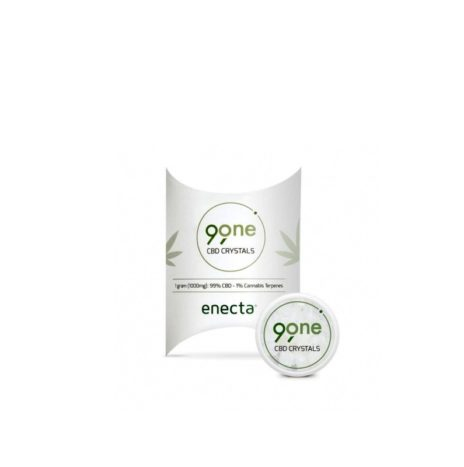 Enecta 99ONE Cbd Crystals – Cbd 99% in Cristalli