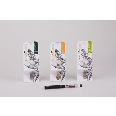 Botexpharma Stick CBD 60% 0,5ml Atomizzatore per Sigaretta Elettronica