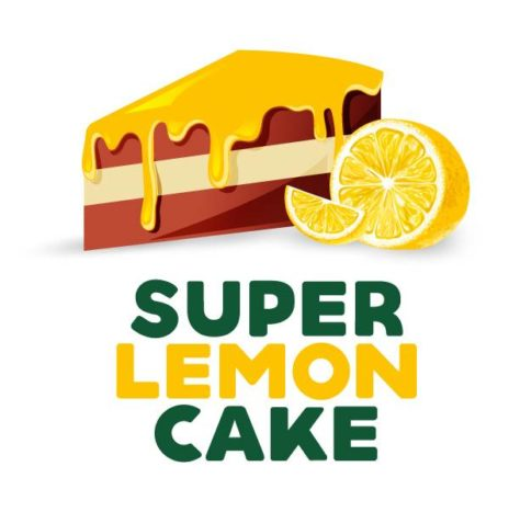 CannaBe SUPER LEMON CAKE Cannabis Light Seedless