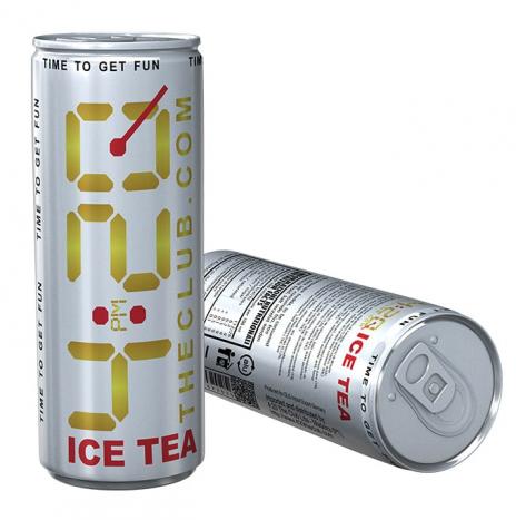 420 Ice Tea Thè Aromatizzato ai Fiori di Canapa 25cl
