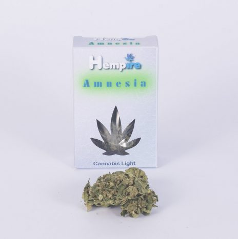 Hempire AMNESIA Cbd 14% Infiorescenze di Cannabis Light